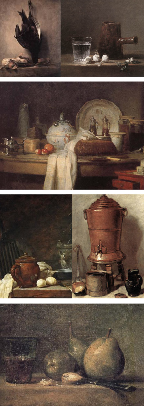 18th century french food paintings margaretandjoy for 18th century cuisine
